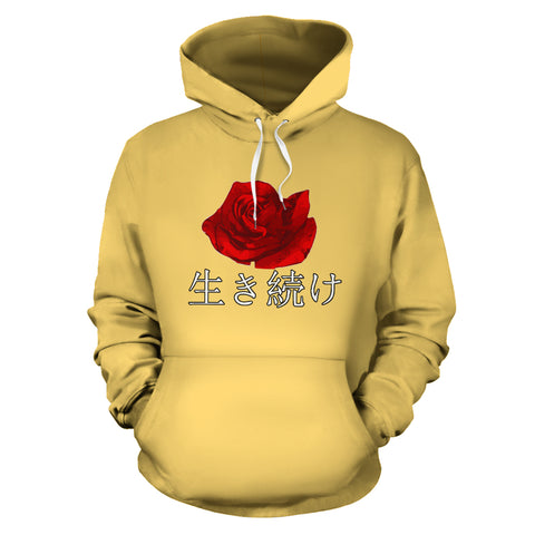Sunset Rose - hoodie - Rose Skating