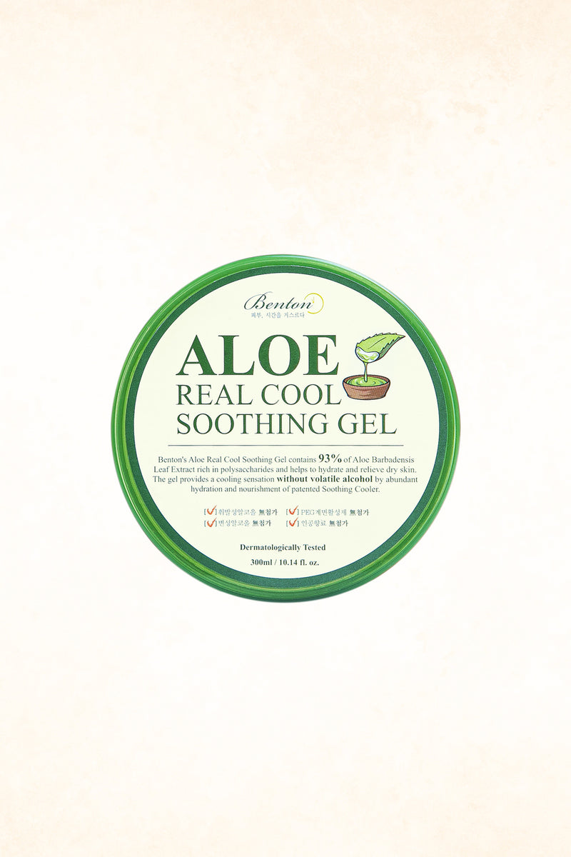Benton - Aloe Real Cool Soothing Gel