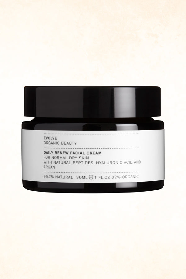 Evolve - Daily Renew Facial Cream - 30 ml