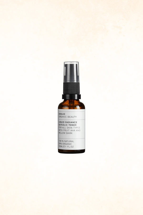 Evolve - Liquid Radiance Glycolic Toner - 30 ml