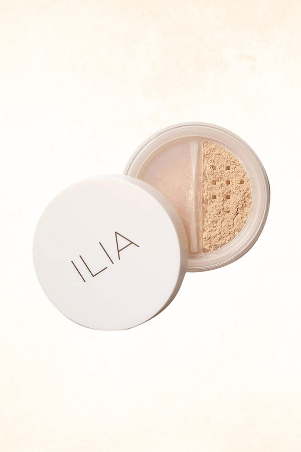 ILIA – Magic Sands – Radiance Translucent Powder SPF 20 - Jar