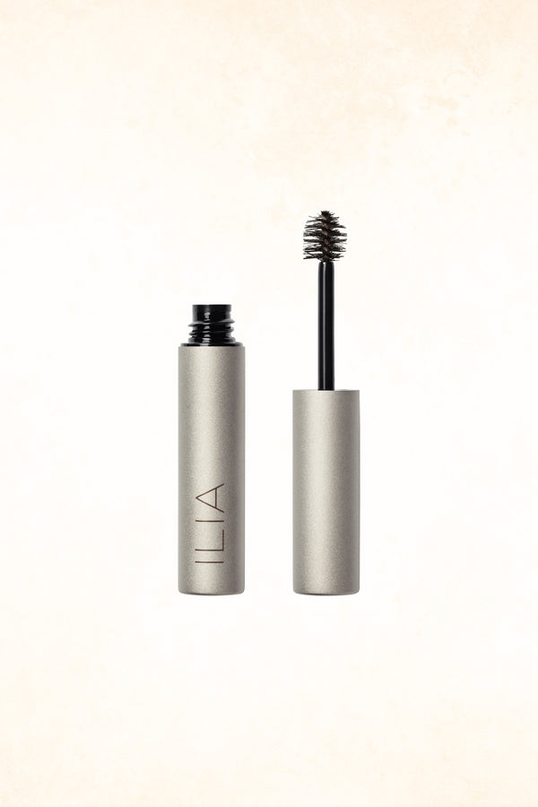 ILIA - Dark Brown - Essential Brow Natural Volumizing Brow Gel
