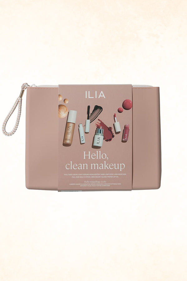 ILIA - Hello, Clean Beauty - Limited Edition Discovery Set