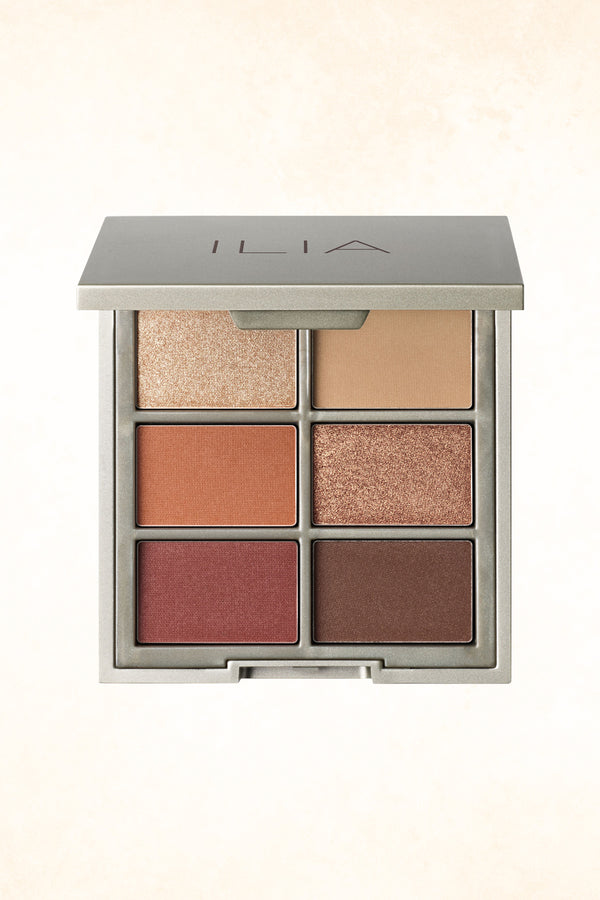 ILIA - Warm Nude - The Neccessary Eyeshadow Palette