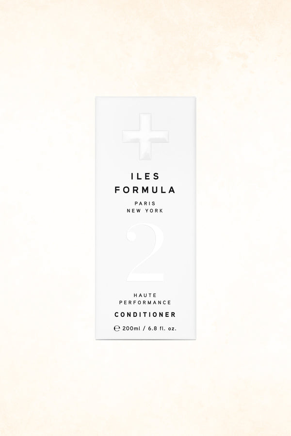 Iles Formula – Haute Performance Conditioner – 200 ml