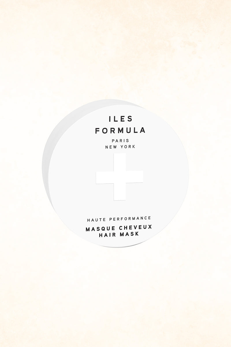 Iles Formula – Haute Performance Hair Mask – 180 g