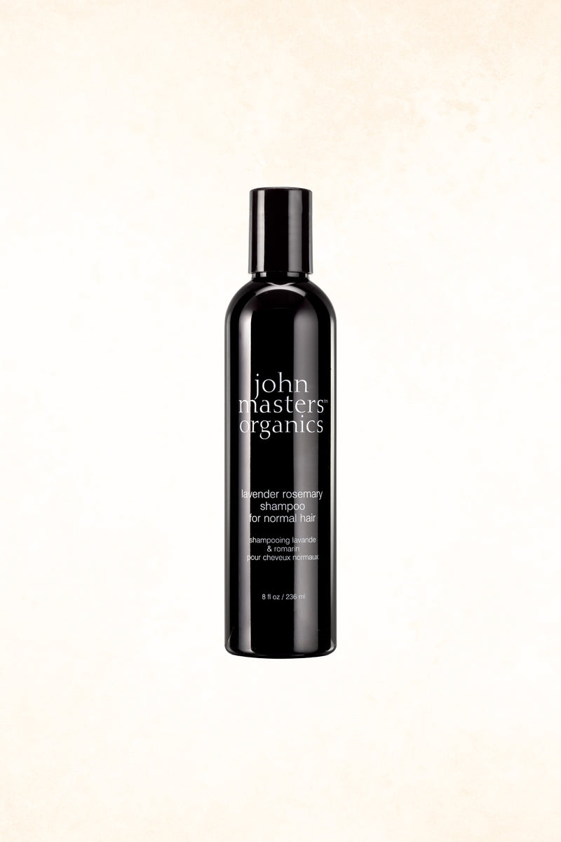 John Masters Organics - Shampoo For Normal Hair With Lavender & Rosemary