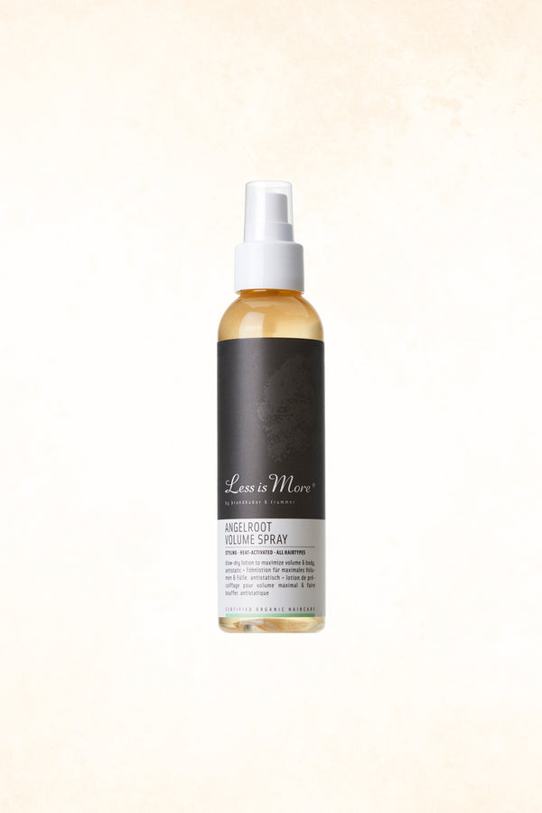 Less Is More – Angelroot Volume Spray