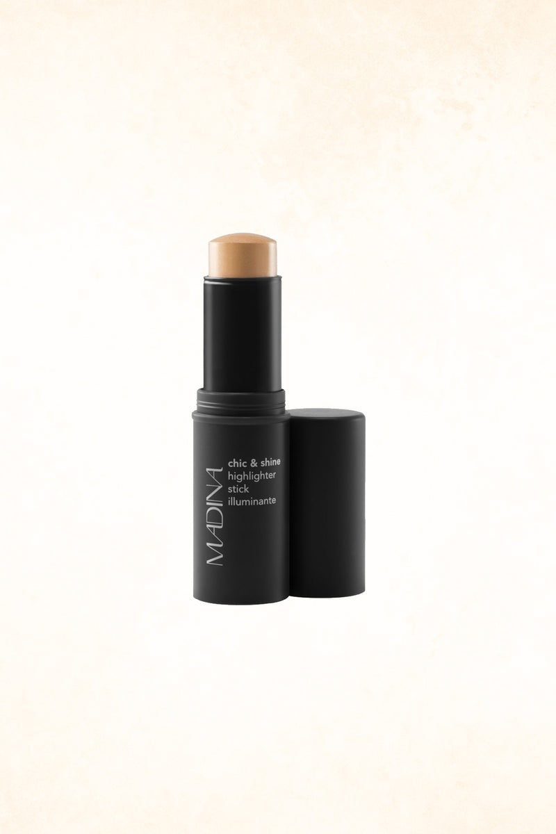Madina – Chic & Shine - Gold - Highligter Stick Illuminante
