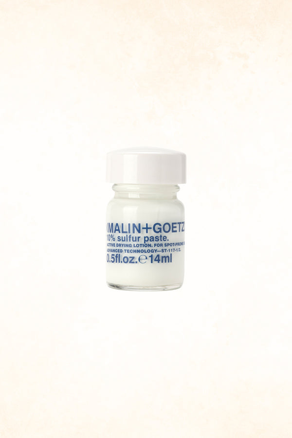 Malin+Goetz – 10% Sulfur Paste (Acne Treatment Nighttime)