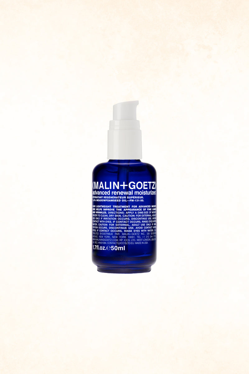 Malin+Goetz - Advanced Renewal Moisturizer