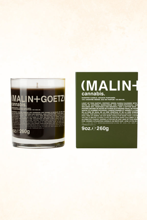 Malin+Goetz – Cannabis Candle 9 OZ / 260 G