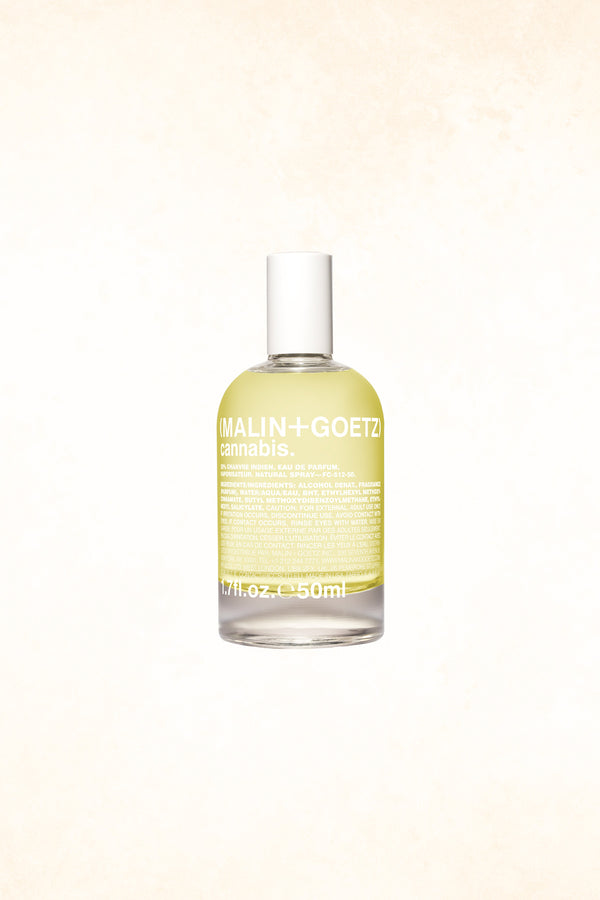 Malin+Goetz – Cannabis Eau De Parfume 1.7 oz / 50 ml