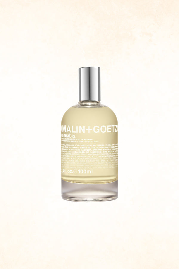 Malin+Goetz – Cannabis Eau De Parfume 3.4 oz / 100 ml