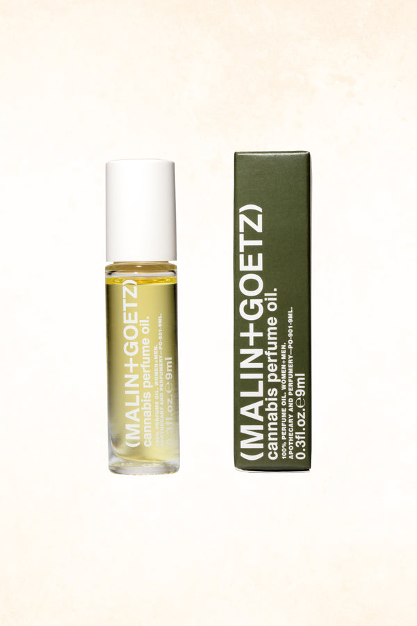 Malin+Goetz – Cannabis Perfume Oil - 9 ml