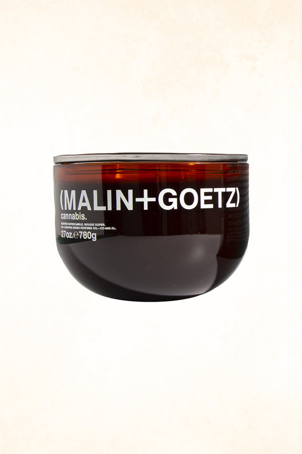 Malin+Goetz – Cannabis Candle 27 OZ / 780 G
