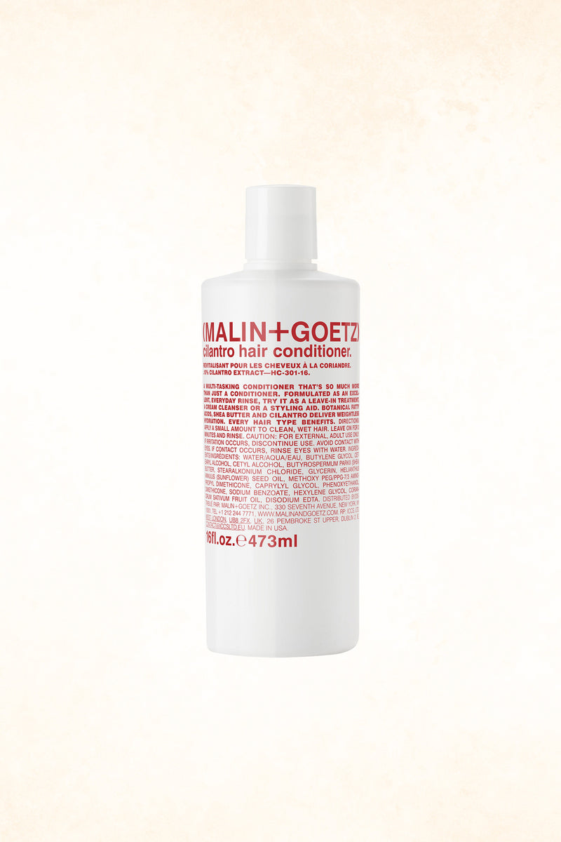 Malin+Goetz – Cilantro Hair Conditioner 16 oz / 473 ml