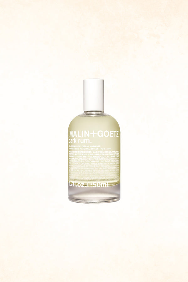 Malin+Goetz – Dark Rum Eau De Parfum 1.7 oz / 50 ml