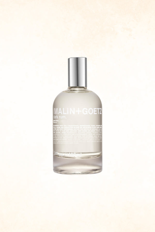 Malin+Goetz – Dark Rum Eau De Parfume 3.4 oz / 100 ml