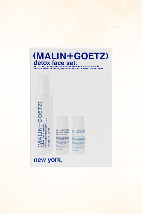 Malin+Goetz – Detox Face Set