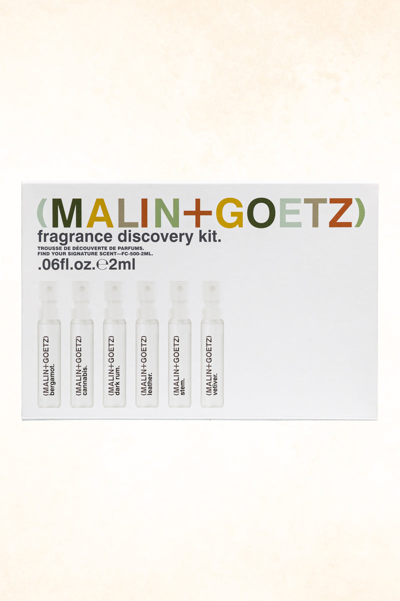 Malin+Goetz – Fragrance Discovery Kit
