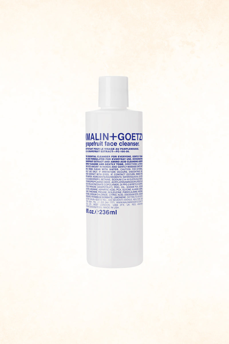 Malin+Goetz – Grapefruit Face Cleanser 8 oz / 236 ml