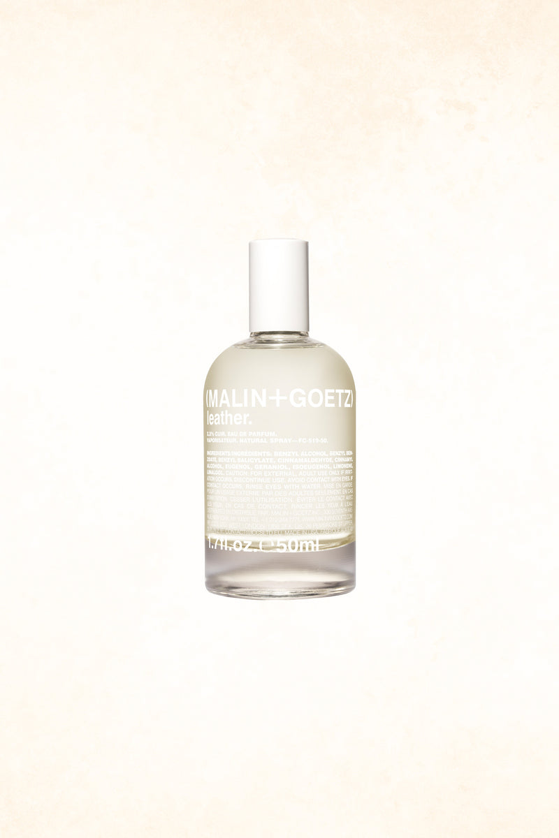 Malin+Goetz – Leather Eau De Parfum 1.7 oz / 50 ml