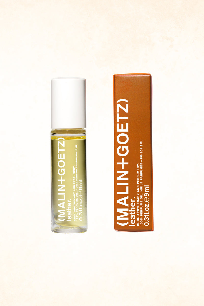 Malin+Goetz - Leather Perfume Oil - 9 ml