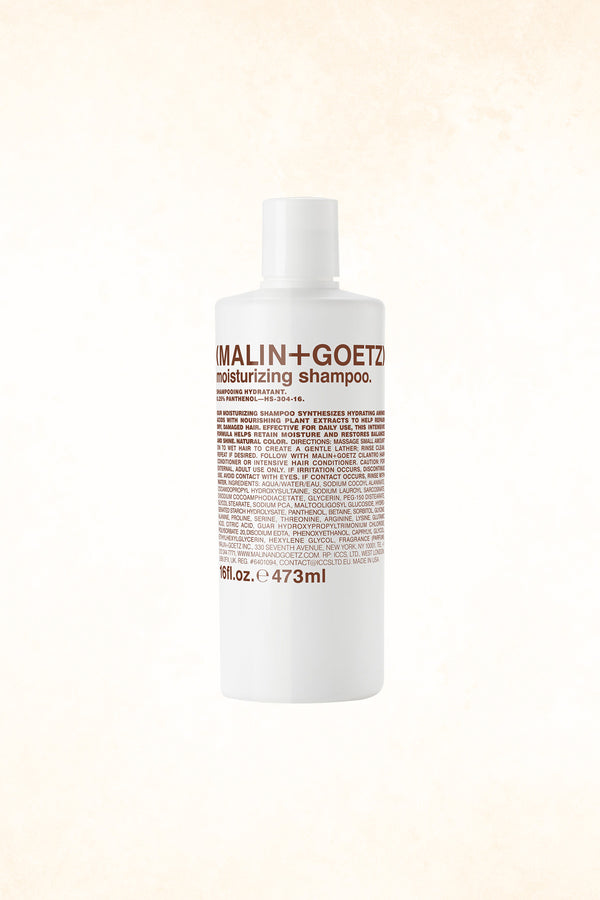 Malin+Goetz – Moisturizing Shampoo 16 oz / 476 ml