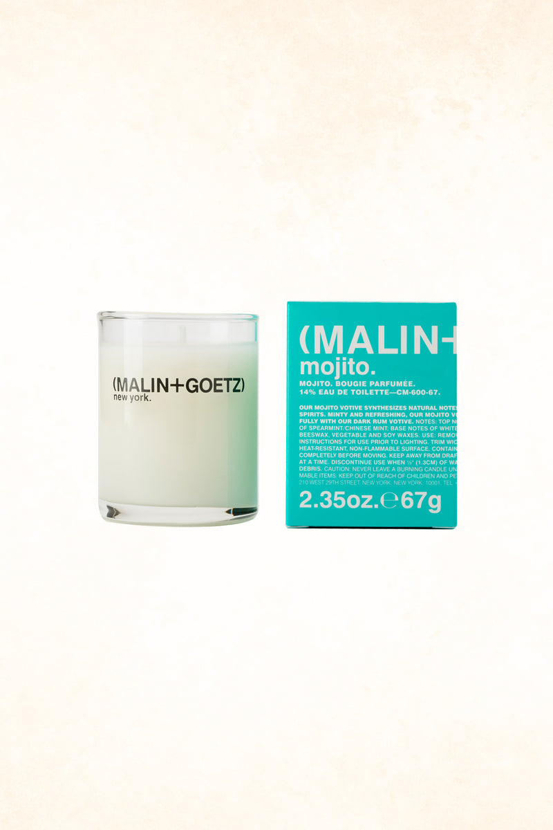 Malin+Goetz – Mojito Votive Candle 2.35 oz / 67 g