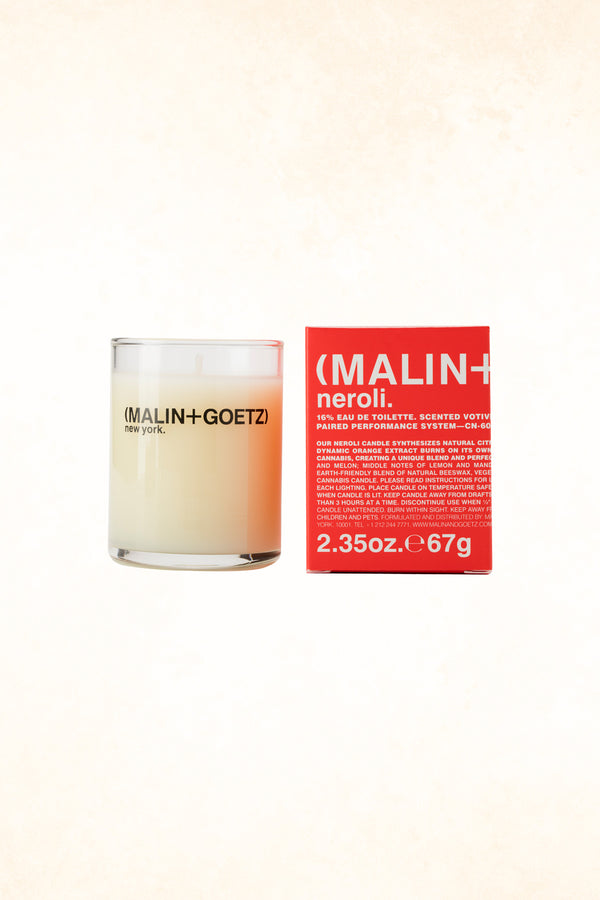 Malin+Goetz – Neroli Votive Candle 2.35 oz / 67 g
