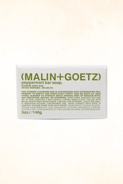 Malin+Goetz - Peppermint Bar Soap 5 oz / 140 g