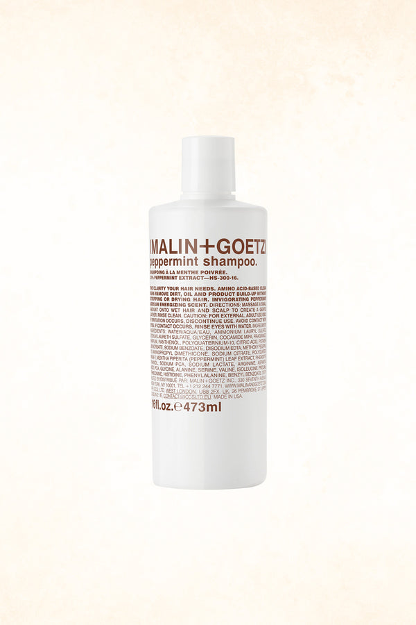 Malin+Goetz - Peppermint Shampoo 16oz / 473 ml