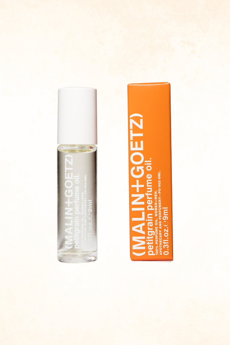 Malin+Goetz – Petitgrain Perfume Oil - 9 ml