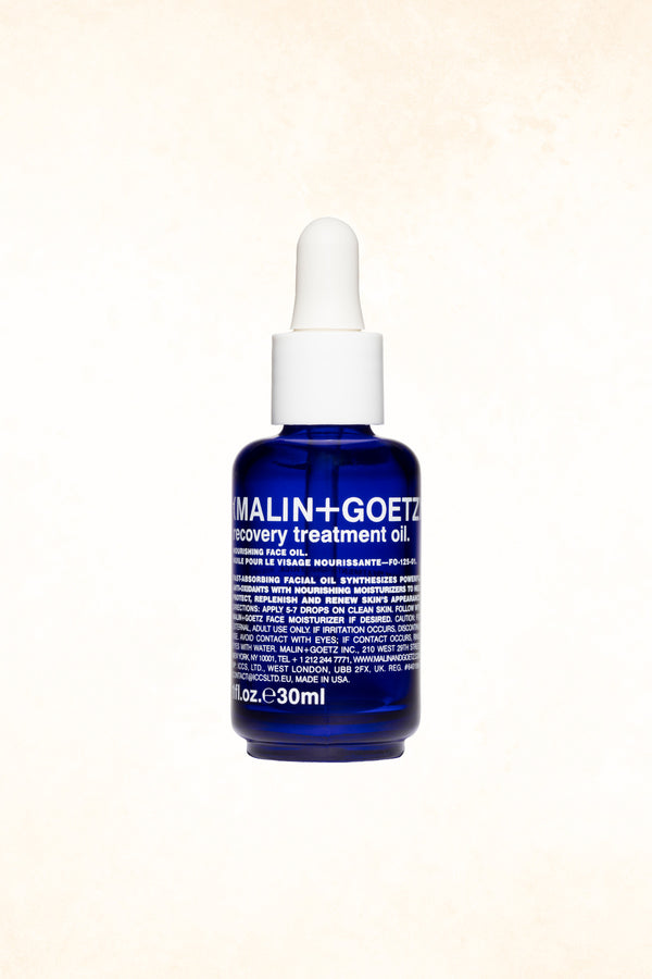 Malin+Goetz – Recovery Treatment Oil 1 oz / 30 ml