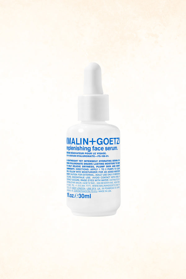 Malin+Goetz – Replenishing Face Serum 1 oz / 30 ml