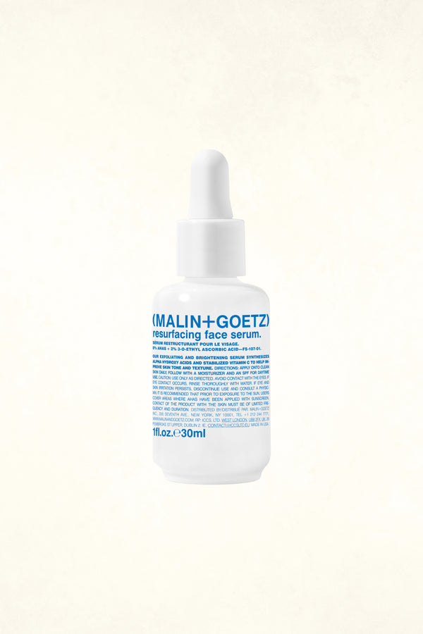 Malin+Goetz – Resurfacing Face Serum 1 oz / 30 ml