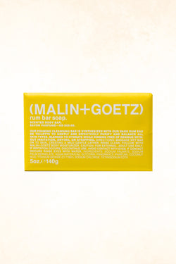 Malin+Goetz - Rum Bar Soap 5 oz / 140 g
