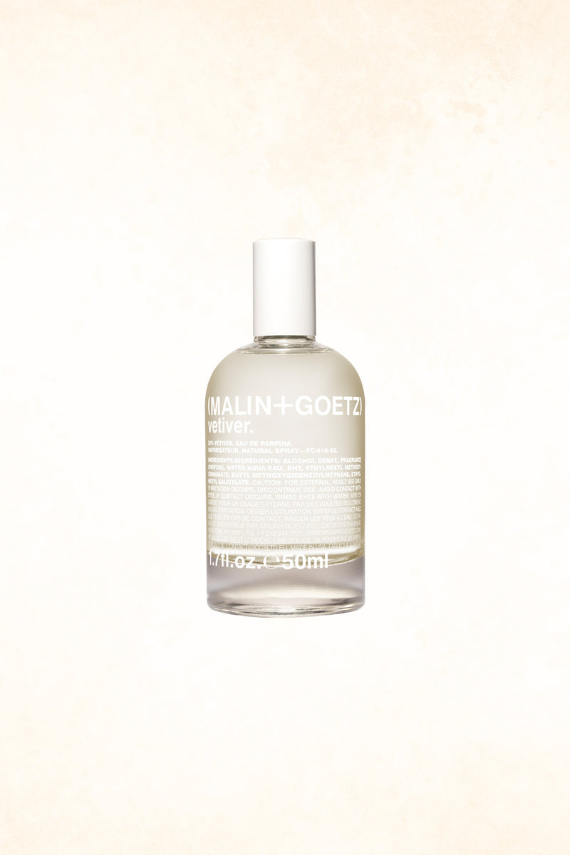 Malin+Goetz – Vetiver Eau De Parfum 1.7 oz / 50 ml