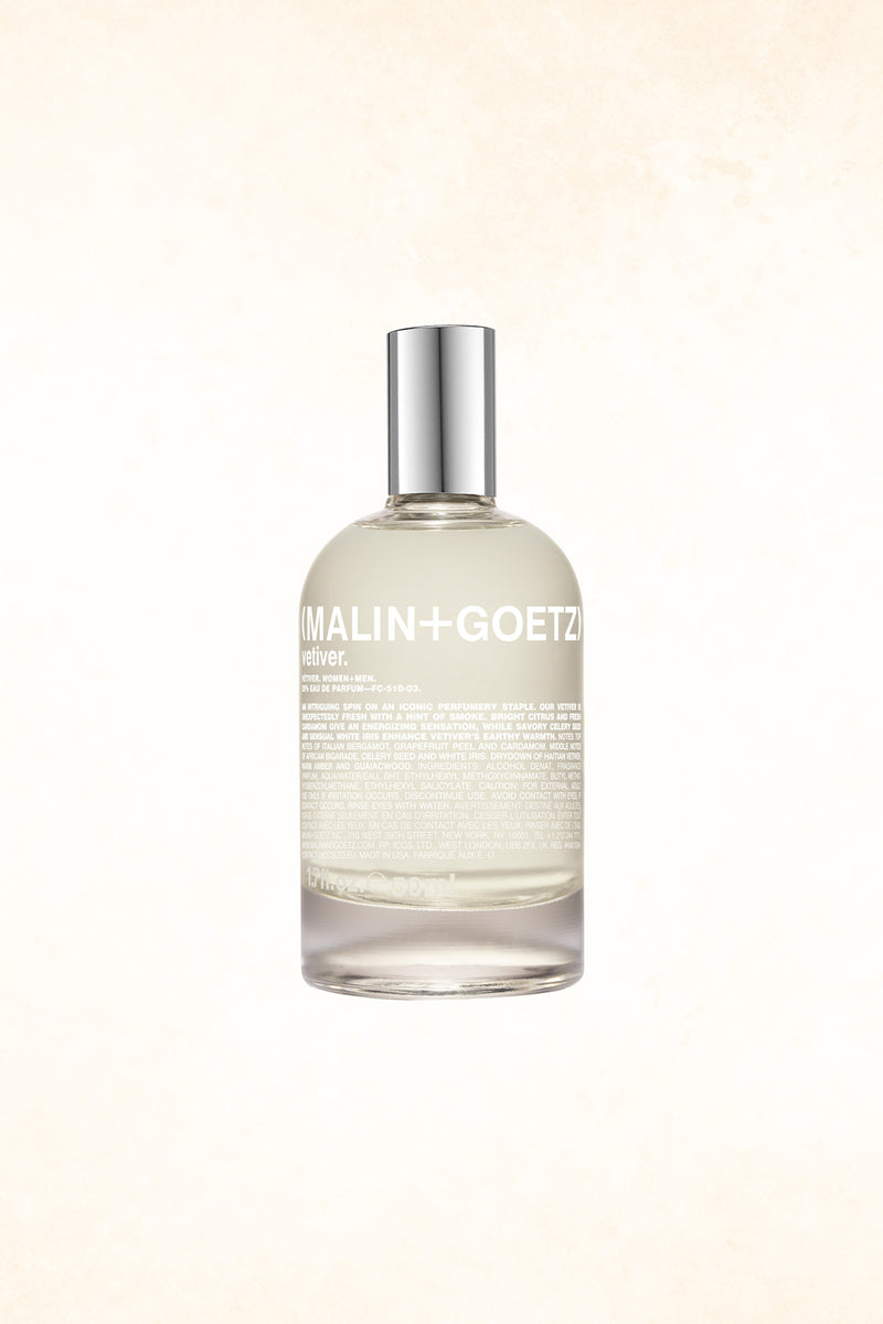 Malin+Goetz – Vetiver Eau De Parfum 3.4 oz / 100 ml