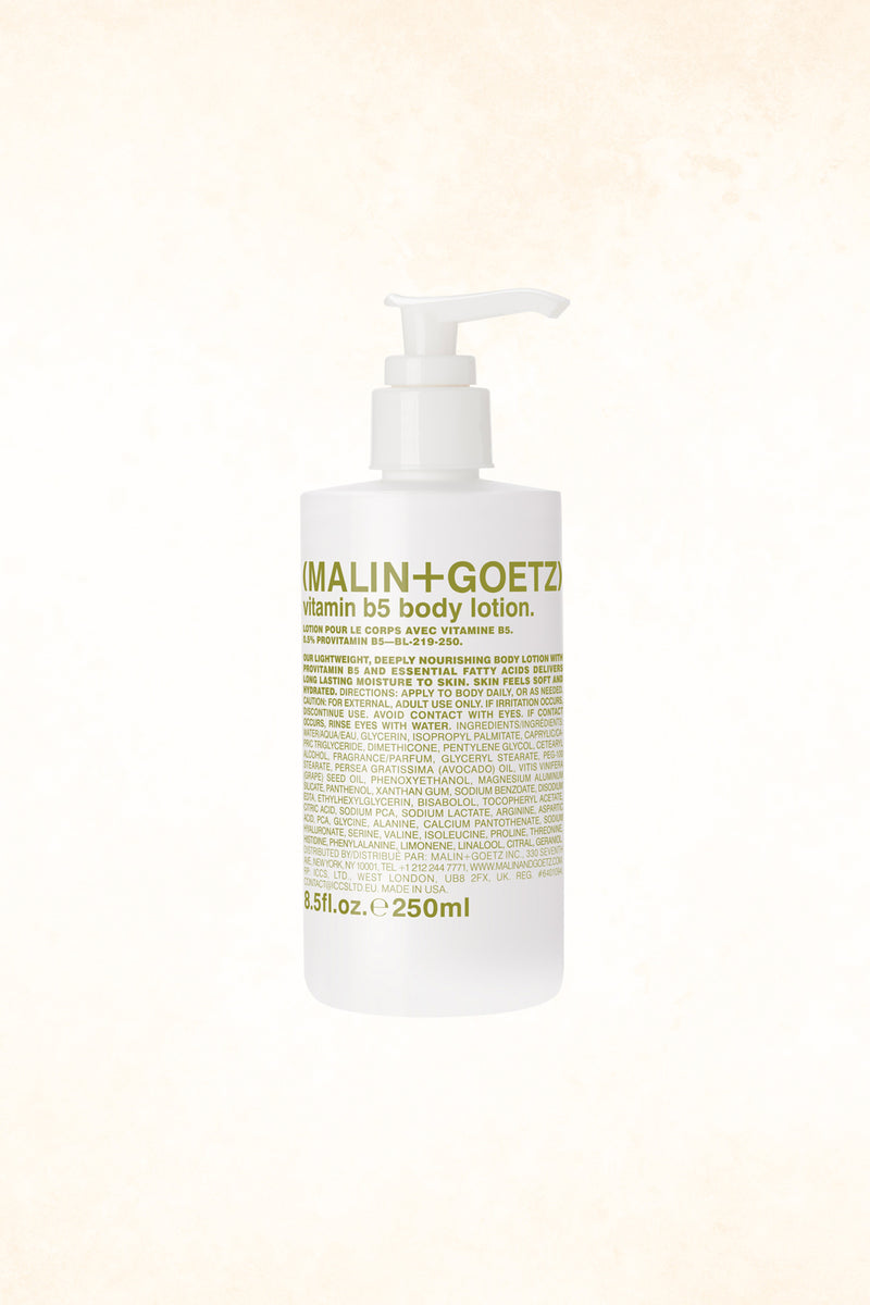 Malin+Goetz – Vitamin B5 Body Lotion 8.5 oz / 250 ml