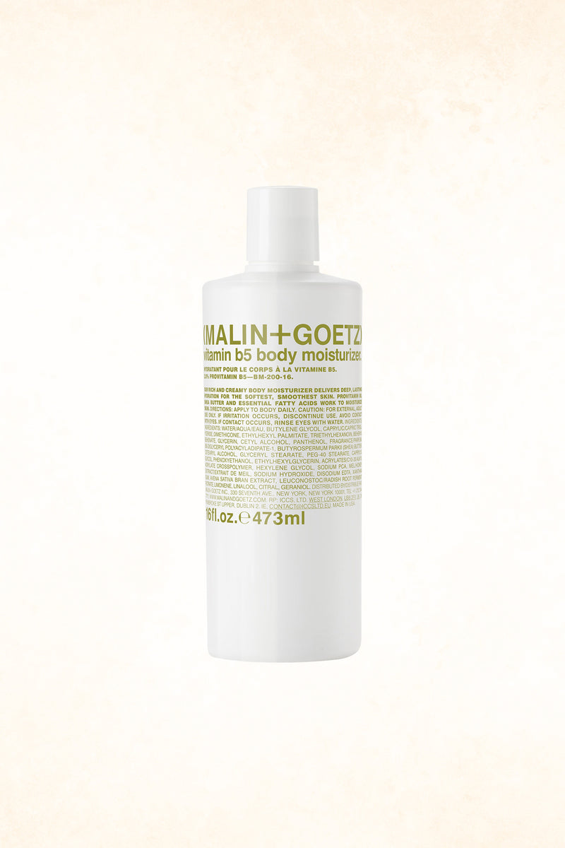 Malin+Goetz – Vitamin B5 Body Moisturizer 16 oz / 473 ml