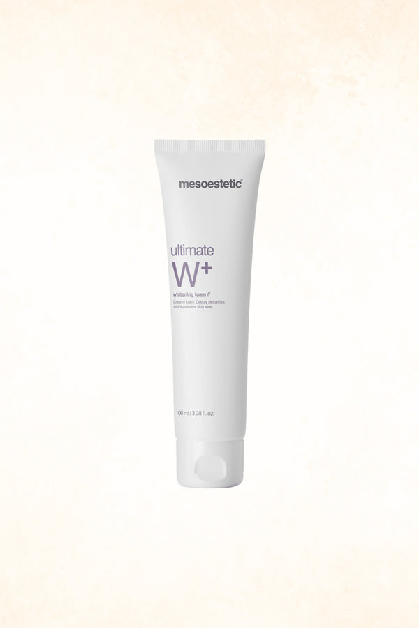 Mesoestetic - Ultimate W + Whitening Foam