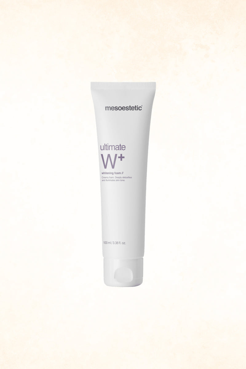 Mesoestetic - Ultimate W+ Whitening Foam