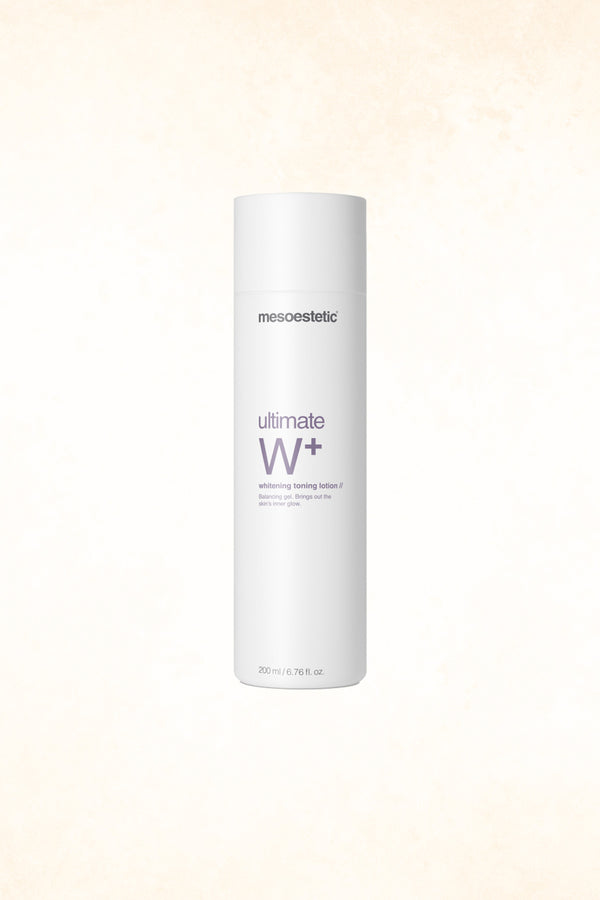 Mesoestetic - Ultimate W + Whitening Toning Lotion