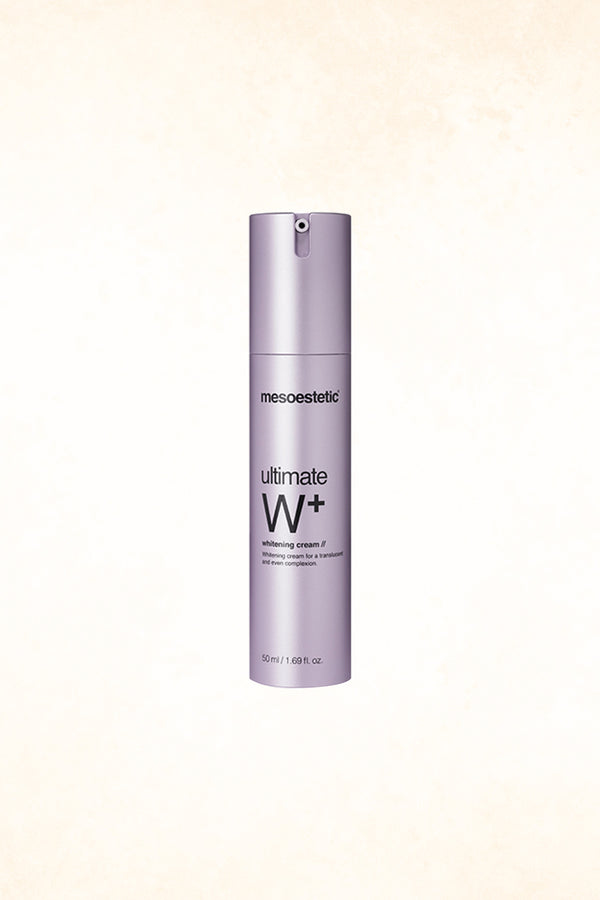 Mesoestetic - Ultimate W+ Whitening Cream
