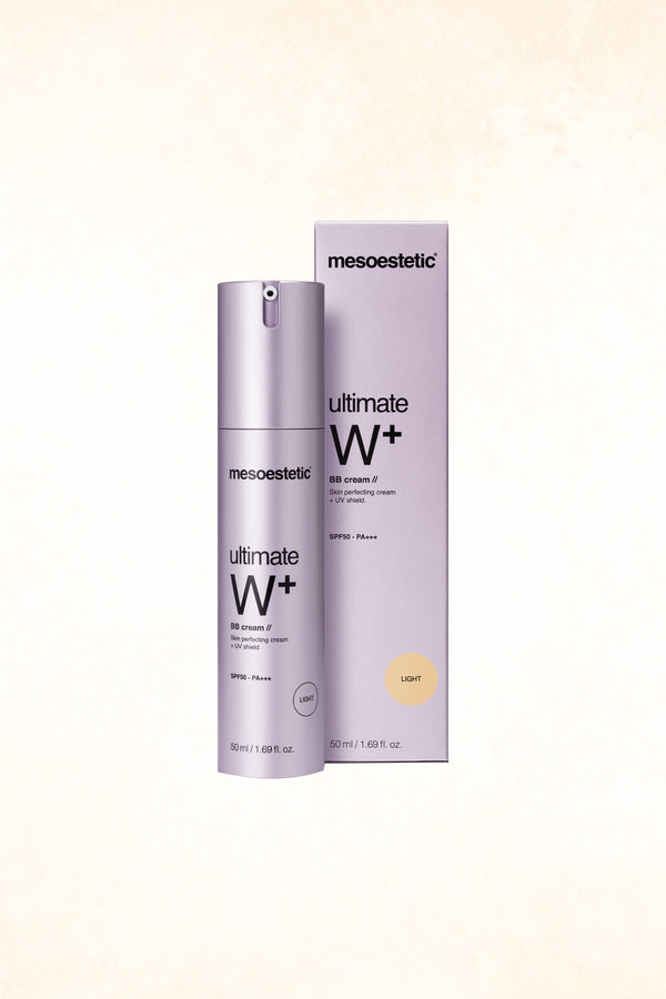 Mesoestetic – Ultimate W+ BB Cream – Light