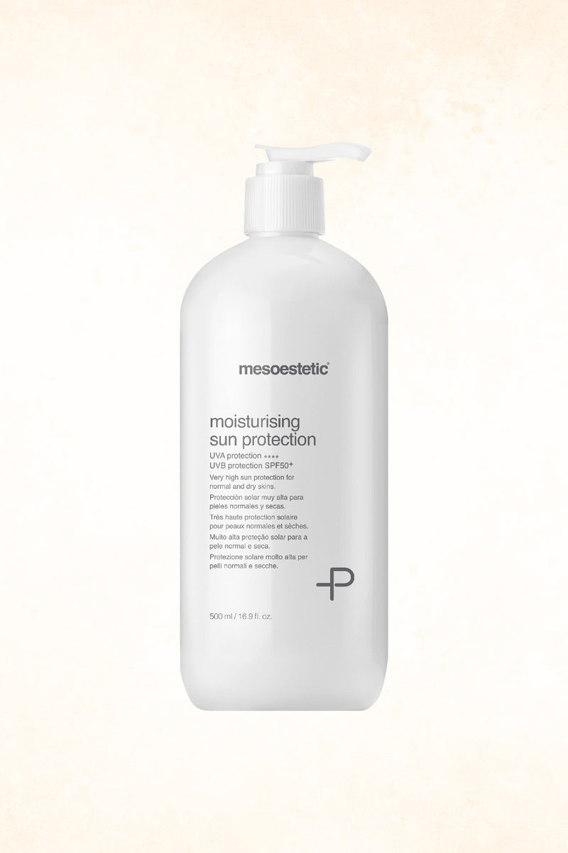 Mesoestetic – Moisturising Sun Protection 50SPF - 500 ml