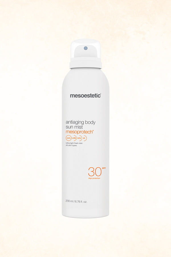 Mesoestetic – Antiaging Body Sun Mist - SPF 30