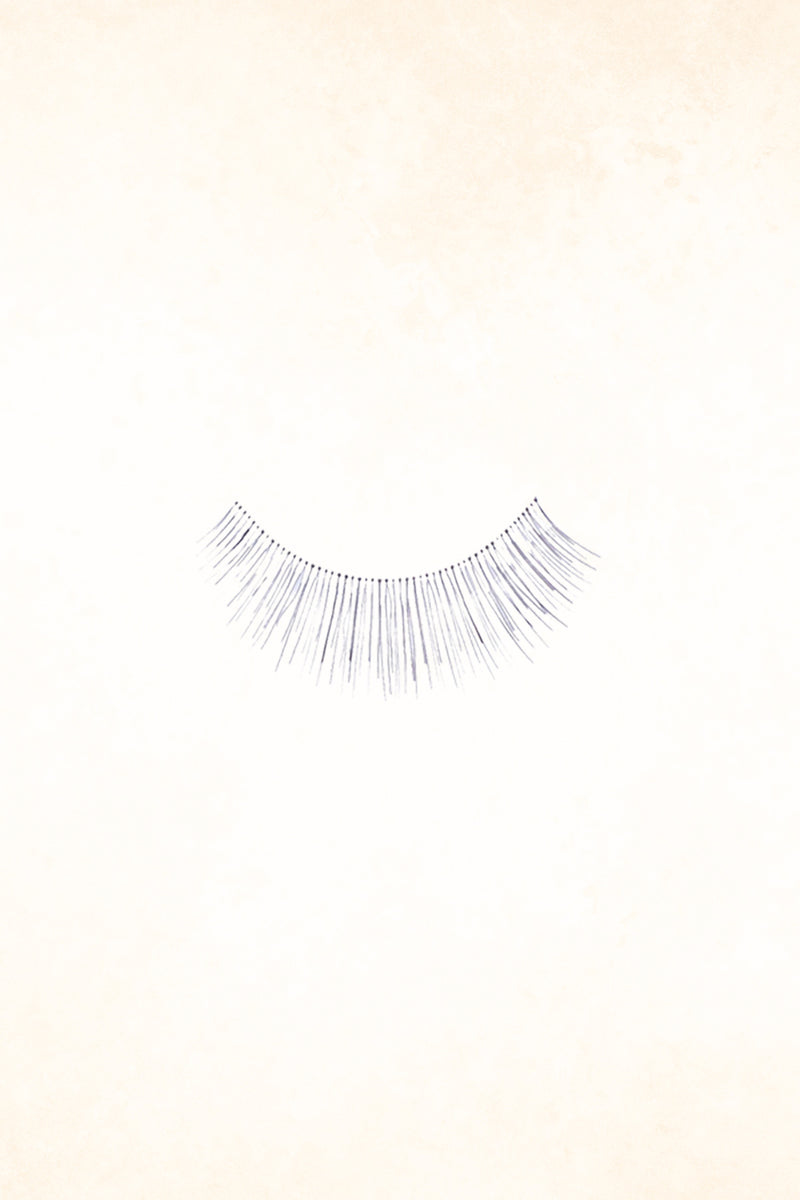 Monda Studio - Human Hair Eyelashes MSL012